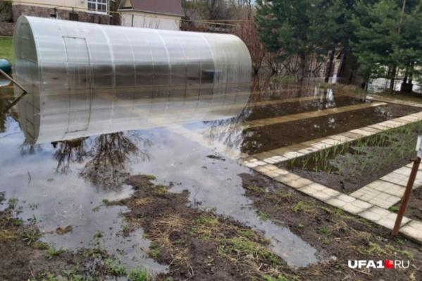Власти ожидают еще большего подтопления талыми водами в ближайшие дни