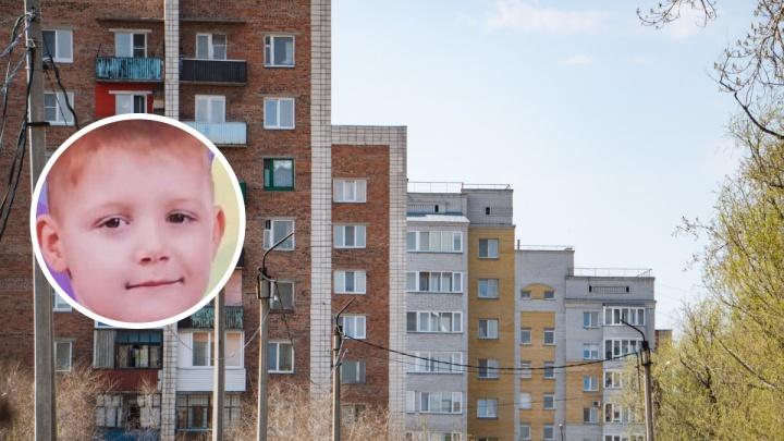 В Советском округе пропал 7-летний мальчик