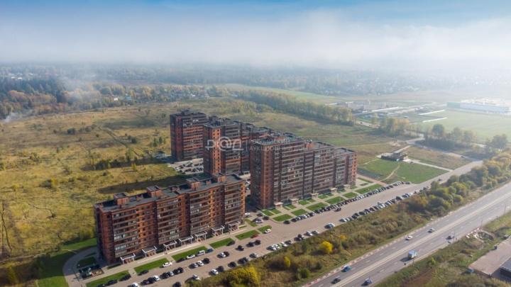 На продажу выставили стратегически важный участок земли в Подмосковье
