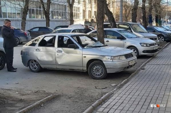 Всё произошло на улице Тургенева