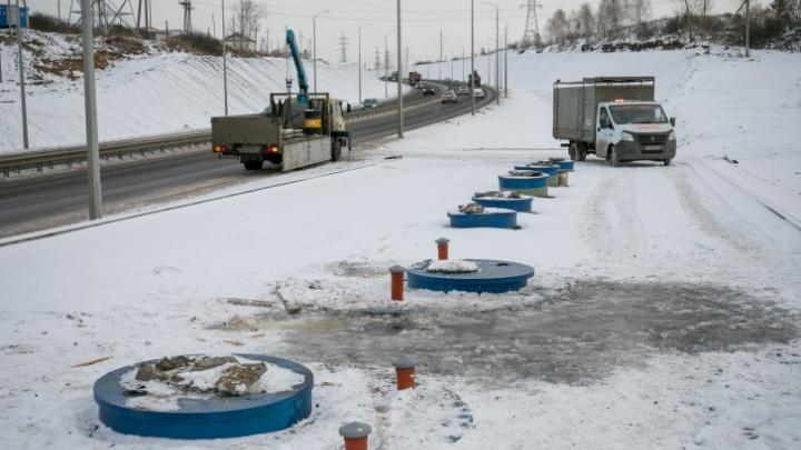 В Красноярске не смогли потратить 15 миллионов на дороги: мы узнали почему