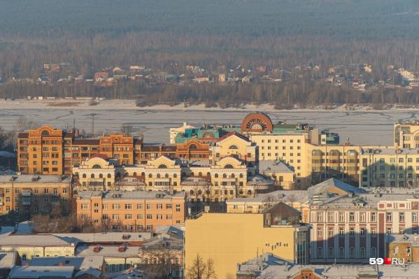 Пермь в зарплатном рейтинге не в аутсайдерах, но и не в лидерах