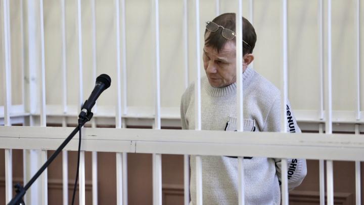Прокуратура настояла на пожизненном: в Волгограде вынесли приговор убийце полицейского