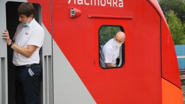 «Ласточка» между Тольятти и Самарой будет ездить до 31 августа