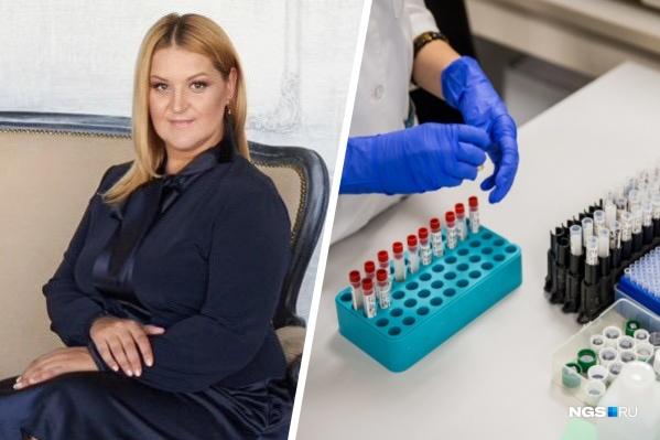 С коронавирусом Герда Россия-Горская была госпитализирована