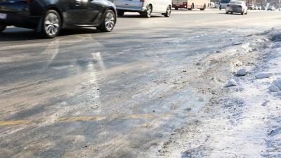 В Челябинск идет похолодание со снегом
