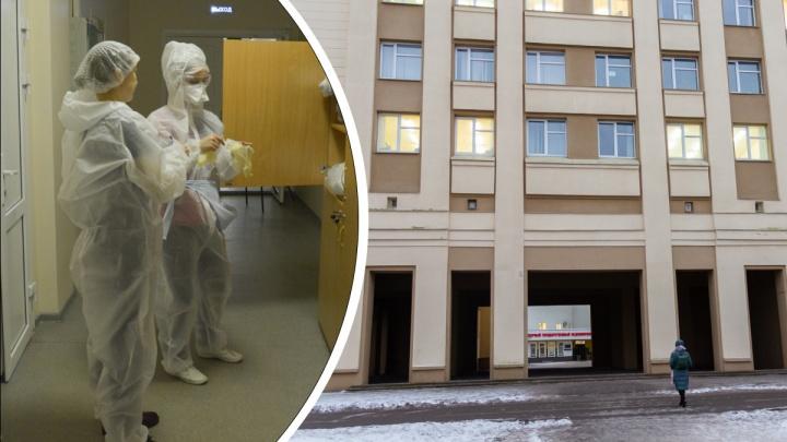 «Денег в медицине нет»: студенты СГМУ не получили «ковидные» выплаты за практику в больницах Поморья