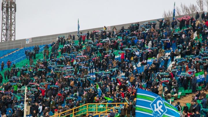 Домашний матч «Крыльев Советов» могут перенести на стадион «Металлург»