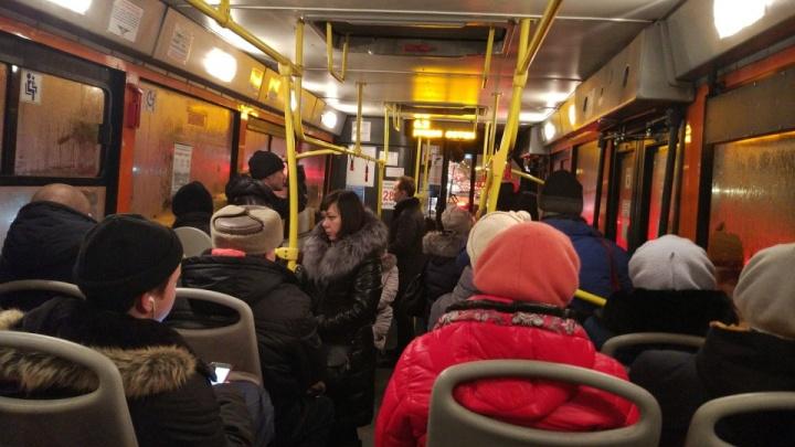 Нижегородское правительство объяснило переполненность автобусов на популярных маршрутах