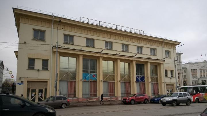 «Мир детства» на площади Ленина в Архангельске предложили переделать под музыкальную школу
