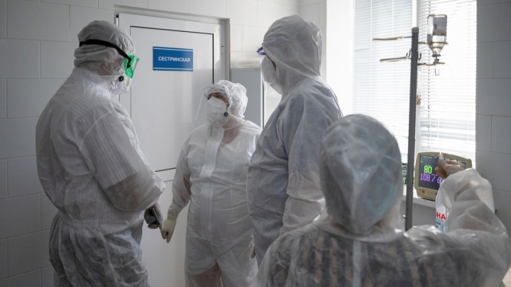 346 заболевших, 15 умерших: в Волгоградской области не удается обуздать эпидемию COVID-19