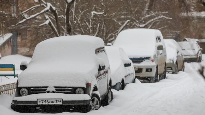 Последние выходные февраля будут умеренно морозными