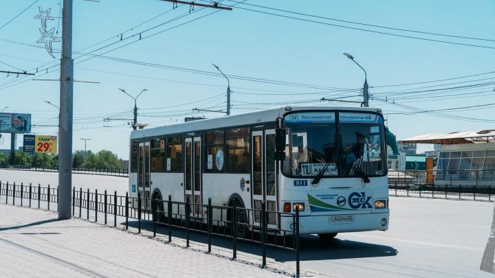 25 автобусов и троллейбусов развезут омичей после концертов на Соборной площади
