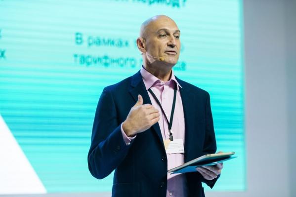 До карьеры в Tele2 Андрей Патока занимал управленческие позиции в компании «ВымпелКом»
