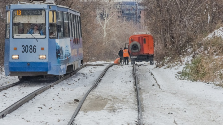 В Новосибирске достроят трамвайные линии до Плющихинского жилмассива и нового автовокзала