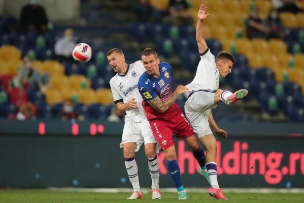 Единственный гол забил Антон Заболотный