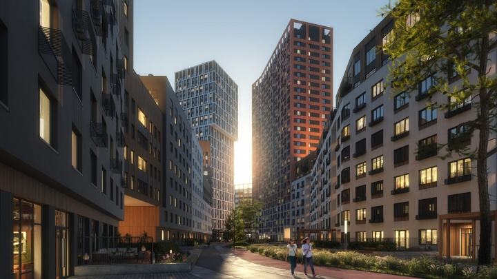 «Ощущение, что вы попали в другой город»: где появится новая пешеходная улица