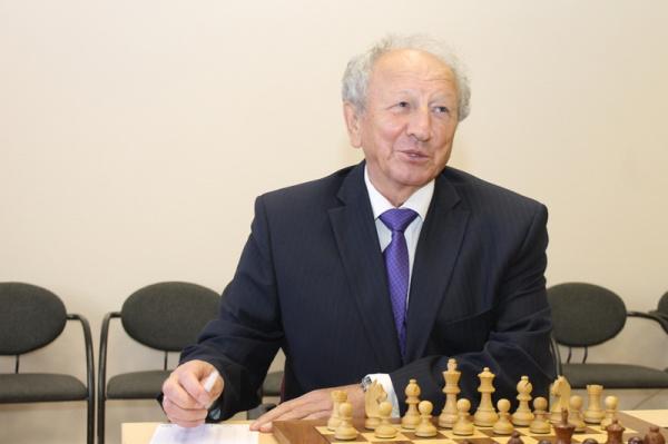 Умер известный гроссмейстер из Челябинска