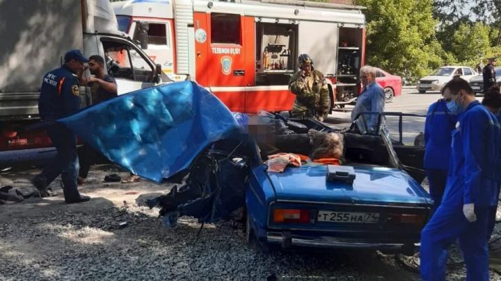 На водителя Land Rover, устроившего на Куйбышева ДТП с двумя жертвами, завели уголовное дело. В момент аварии он был пьян