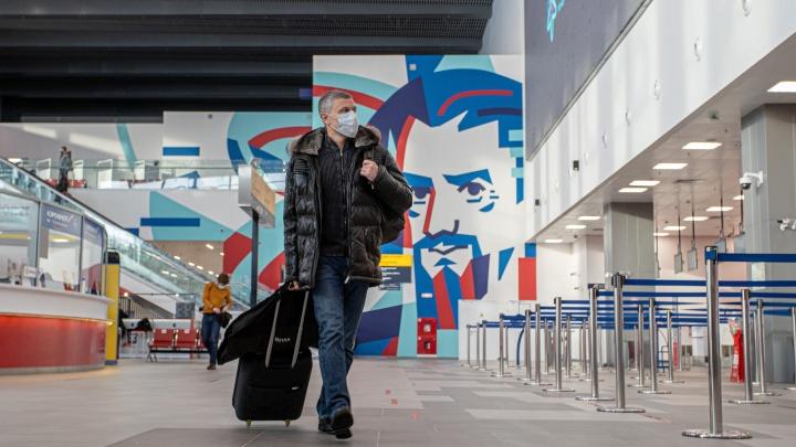 «Самолет два часа кружил над городом»: сразу шесть рейсов задержаны в челябинском аэропорту