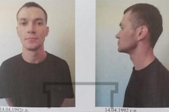 29-летний преступник был на свободе 2 дня
