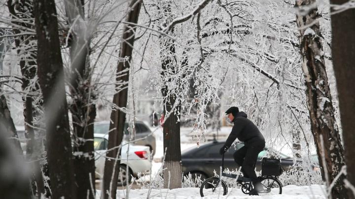 В Башкирии похолодает до -37градусов