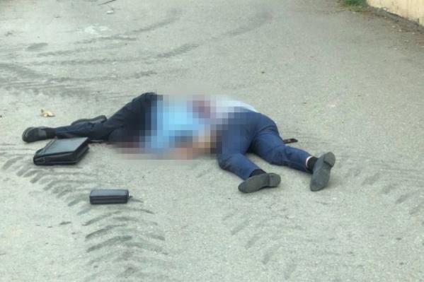 Ружье, из которого стрелял подозреваемый, было не зарегистрировано