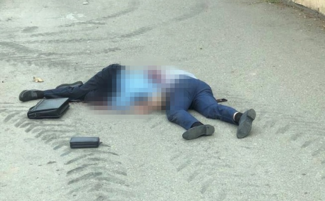 Мужчина расстрелял двух судебных приставов в Сочи