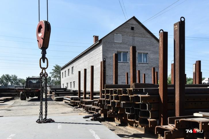 Металл поставляется с Магнитогорского металлургического комбината