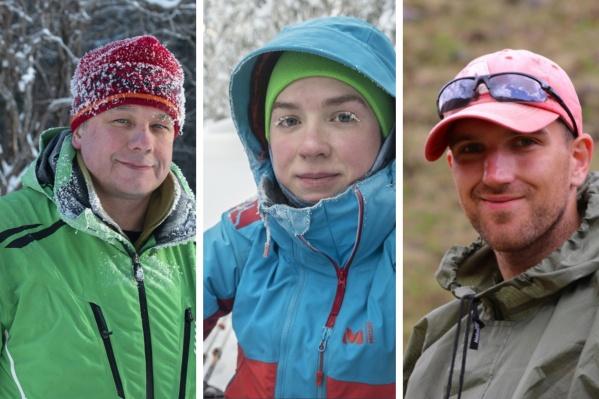 Владимир и Виталий Марчины, Алексей Анопов погибли в горах Бурятии