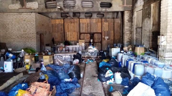 Нашли больше тонны «соли»: в Ярославской области накрыли две мощные нарколаборатории