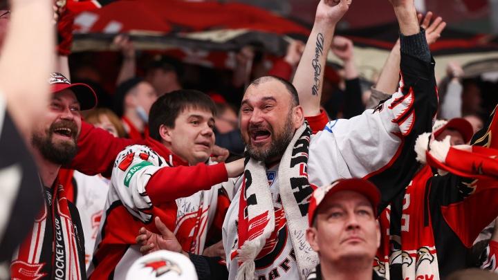 Цены билетов на матч «Авангарда» в Балашихе достигли 55 тысяч рублей