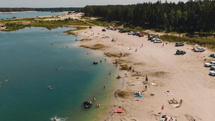 На Муллашах в выходные утонул 35-летний мужчина