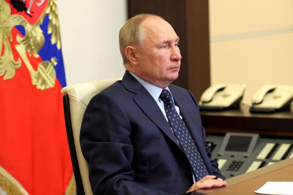 Путин поручил правительству в течение месяца подготовить новые меры соцподдержки