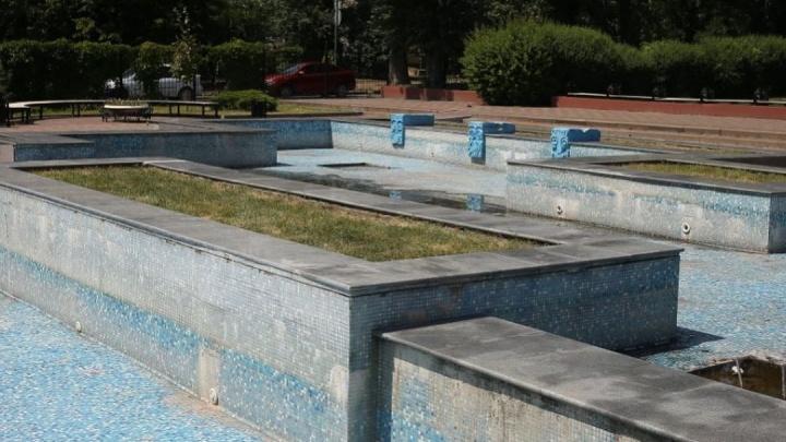 Власти предложили ростовчанам выбрать, каким будет новый фонтан на Аллее роз