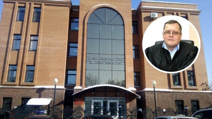 Скончался арбитражный судья Александр Савинов