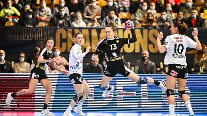ГК «Ростов-Дон» вышел в четвертьфинал Лиги чемпионов
