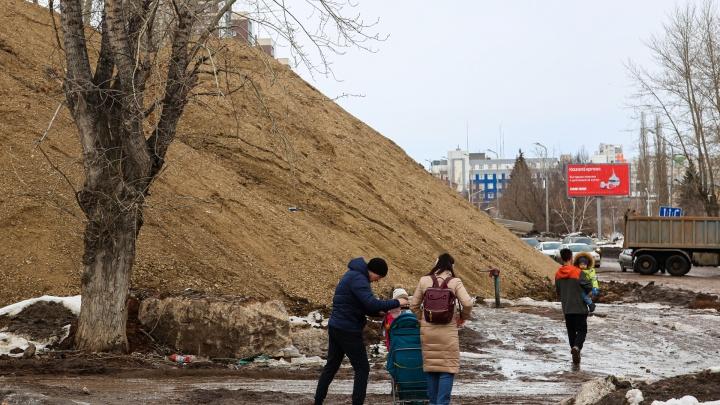 «Надо переименовать в улицу Терпилоидов»: читатели UFA1.RU — о дороге в Уфе, которую строят два года