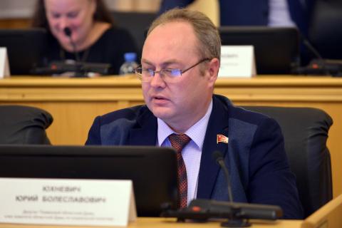 Перед «Единой Россией» извиняться не буду: тюменский депутат рассказывает о штрафе за экстремизм