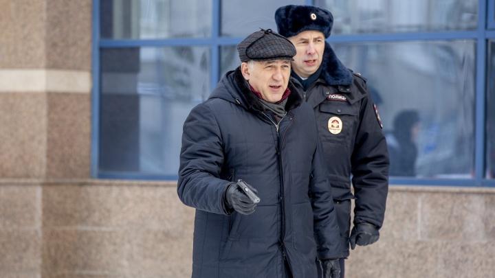 В центре Ярославля киношники устроили стрельбу