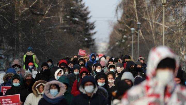 В Новосибирске перекроют движение и запретят парковку в центре 31января— публикуем карту перекрытий