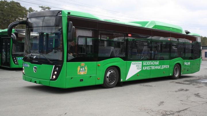 В автобусах Екатеринбурга установили первые бескондукторные валидаторы: показываем, как они выглядят
