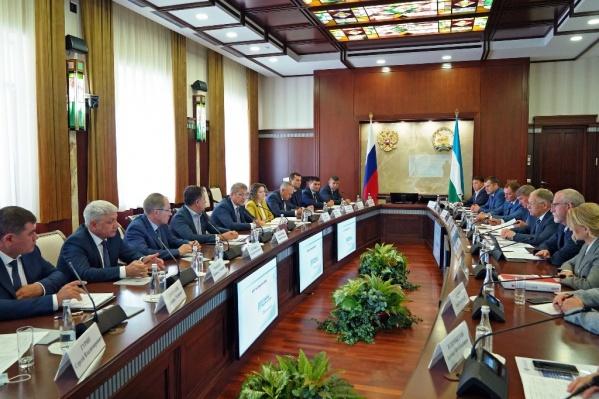 В обсуждении строительства приняли участие глава региона и представитель «Автодора»
