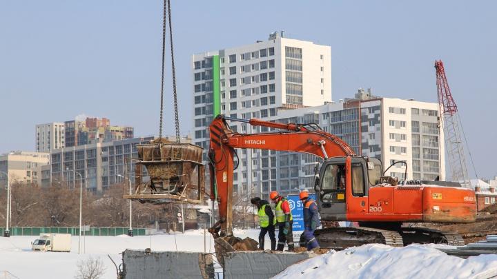 «Работа кипит, и мы рады»: как движется ремонт на развязке Валиди — Юлаева в Уфе. Самое важное за неделю