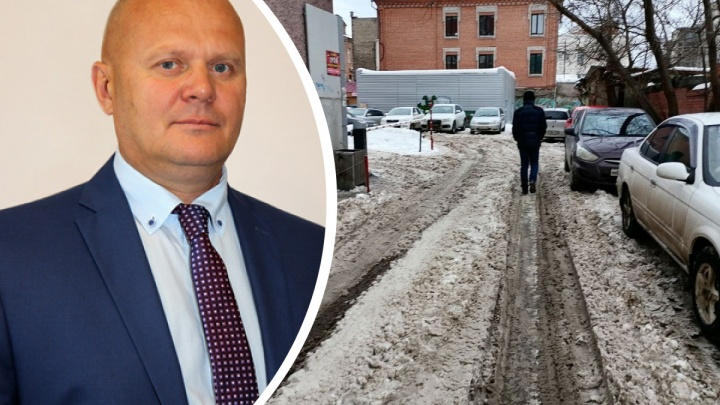 Прокуратура потребовала от заммэра Красноярска очистить город от снега