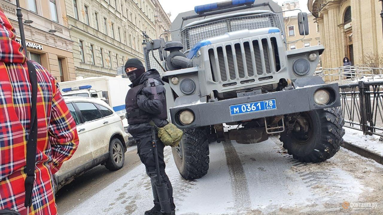 автор фото Яна Пруссакова / «Фонтанка.ру»