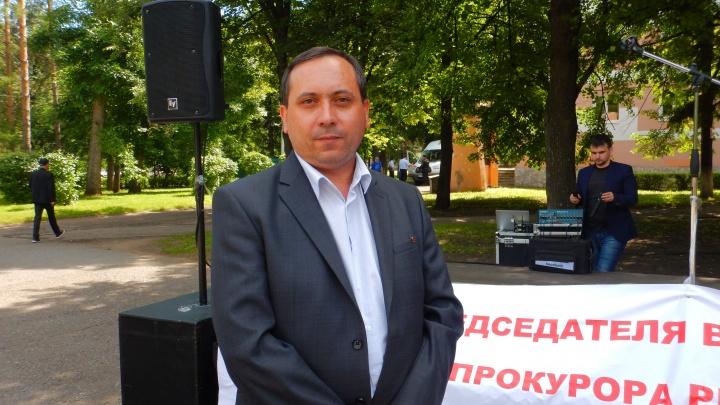 Активист «СтопБашРТС» обратился в полицию с требованием привлечь организаторов «Дня 1000 велосипедистов» к ответственности