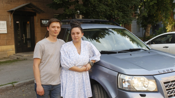 «Грязь будет 100%». Молодая пара купила б/у Land Rover вместо Toyota и решила устроить ему испытание на Алтае