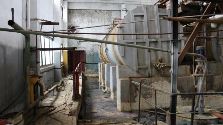 Предприятие ООО «Алхим» будет засыпать следы серной кислоты содой