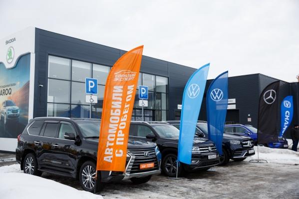 Группа компаний«Евразия Моторс» работает на омском рынке более 20 лет